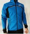 Apšiliminis slidinėjimo kostiumo švarkelis KV+ Davos Blue