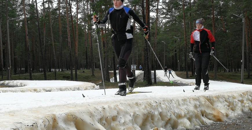 Kur galima slidinėti lygumų slidėmis?