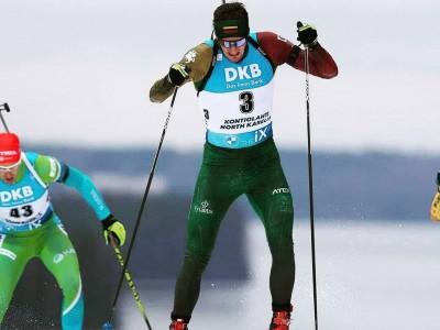 Vytauto Strolios rekordas biatlono Pasaulio taurės etape Kontiolahtyje ir kiti rezultatai