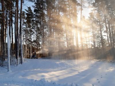 Pirmieji prasidedančio slidinėjimo sezono pranašai