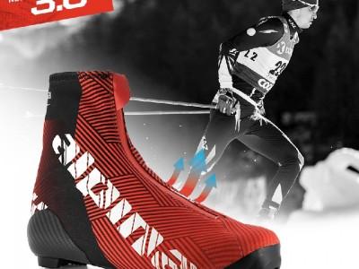 Alpina Elite 3.0 - lengviausi ir ekologiškiausi pasaulyje slidžių batai, nugalėję prestižiniuose Red Dot Awards apdovanojimuose