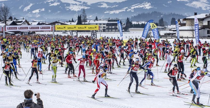 Organizuojame išvyką į Koasalauf maratoną, 2017-02-04/12