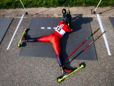 Pirmosios tarptautinės biatlono varžybos Lietuvoje