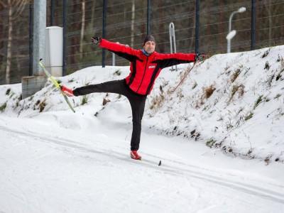 Kur galima slidinėti Vilniuje?