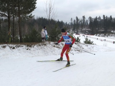 Latviai jau atidarė lygumų slidinėjimo sezoną