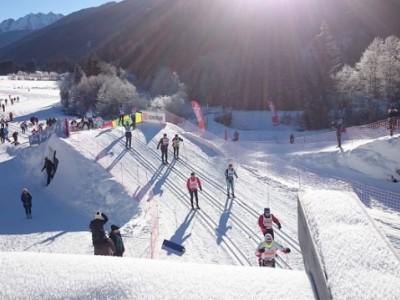 Estijoje jau atidaryta lygumų slidinėjimo trasa