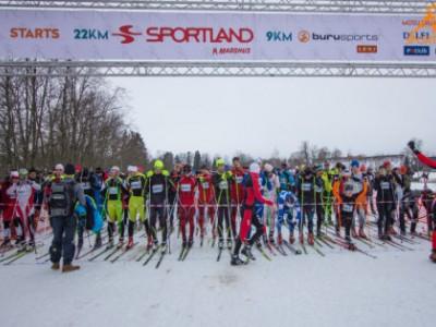 Ateinantis savaitgalis gausus slidinėjimo renginiais / rezultatai