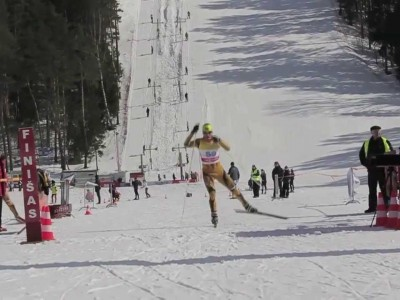 Valstybės šimtmetis: 100 min. slidinėjimo varžybos ir naktinis sprintas į slalomo kalną!