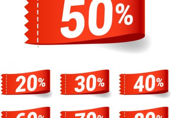 Skelbiamas žiemo sezono prekių išpardavimas iki kovo 15 d,