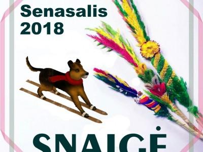 """Galbūt jau paskutinė """"Snaigė"""" šiemet, 2018.03.25 Senasalis"""