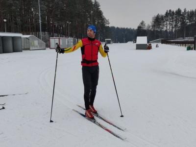 Ignalinoje jau veikia lygumų slidinėjimo trasa