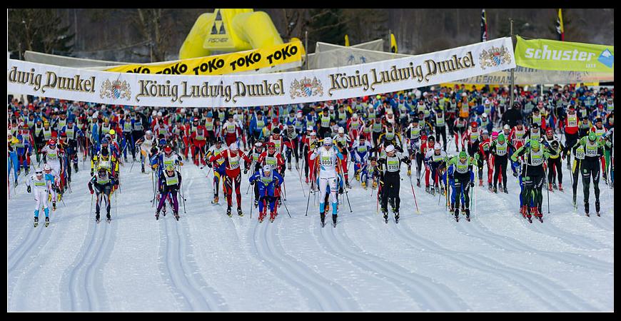 Išvyka į Konig Ludwig Lauf slidinėjimo maratoną, 2018-01-26