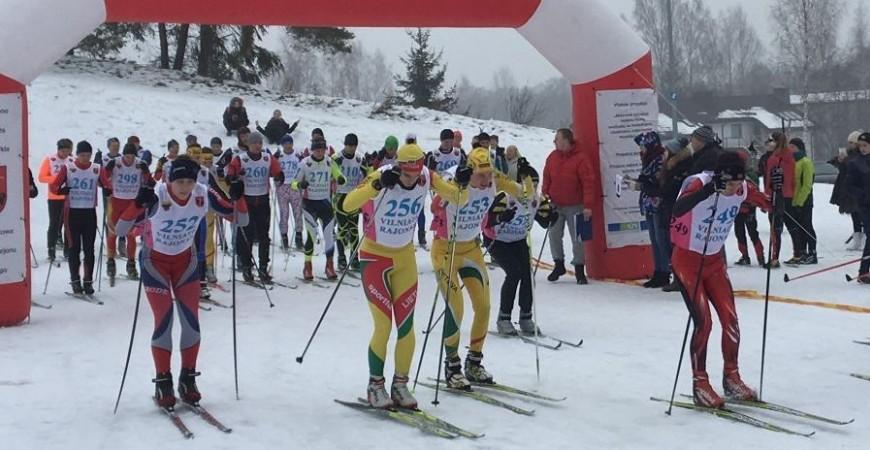 Atviros Ignalinos rajono taurės slidinėjimo varžybos, 2019.03.02
