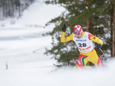 Lietuvos lygumų slidininkų varžybų savaitgalis Latvijoje, 2019.03.15-17