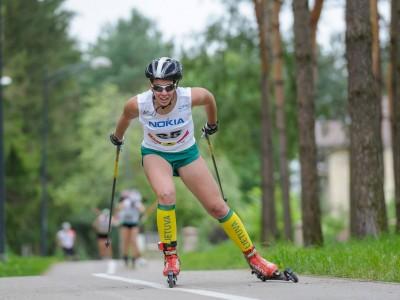 Lietuvos slidininkų vasaros čempionatas Ignalinoje, 2019.09.14-15