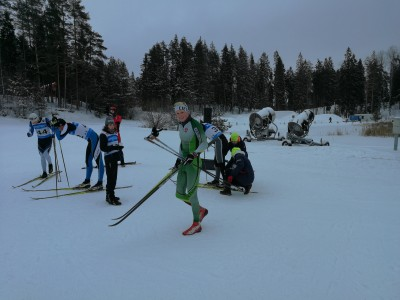 Lietuvos lygumų slidinėjimo čempionatas Madonoje